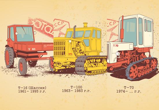 «Тракторы»